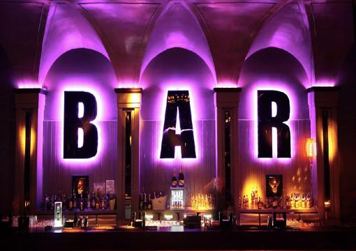Thiết kế thi công quán bar