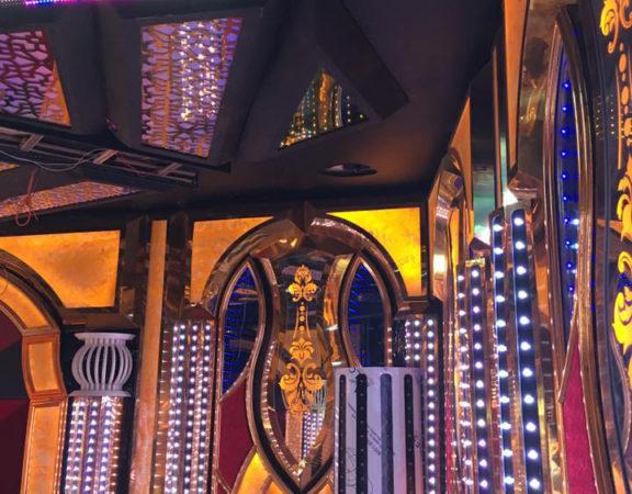 Thiết kế thi công nội thất phòng Karaoke vip