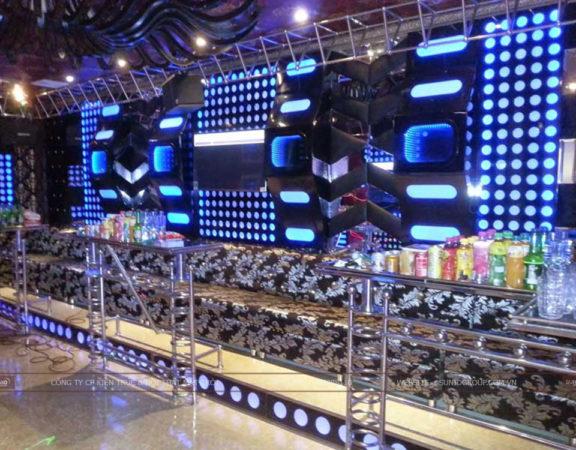 Thi công phòng Karaoke đẹp tại Hà Nội