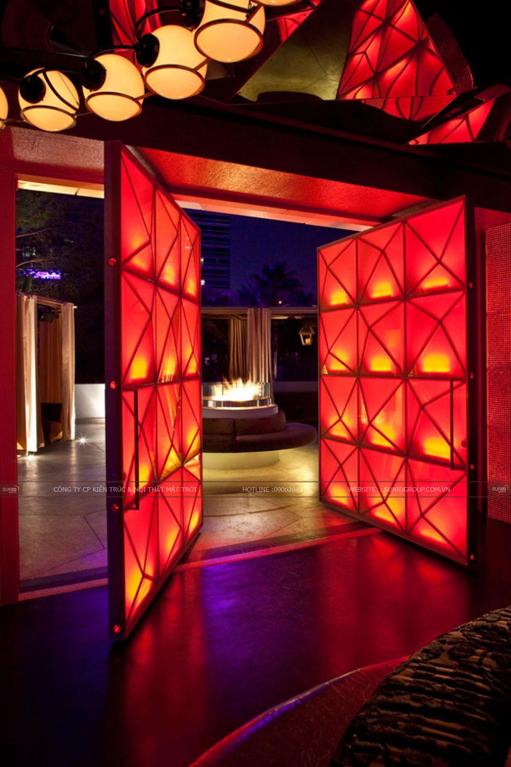 Thiết kế thi công nội thất quán Bar đẹp đẳng cấp