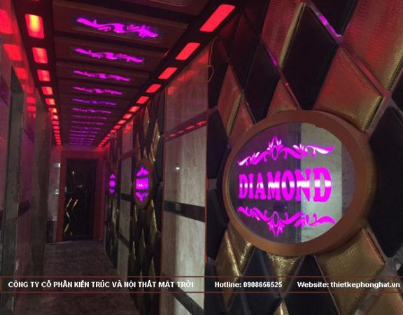 Thi công phòng hát Karaoke giá rẻ tại Hà Nội