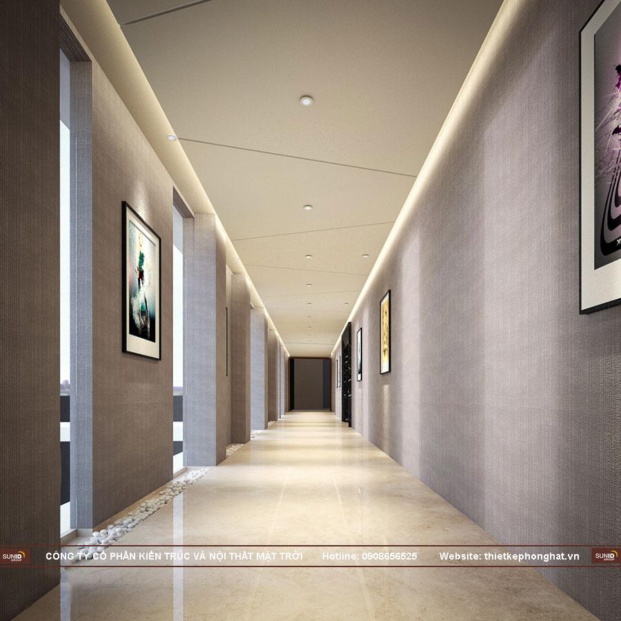 Thiết kế nội thất quán cafe phòng trà