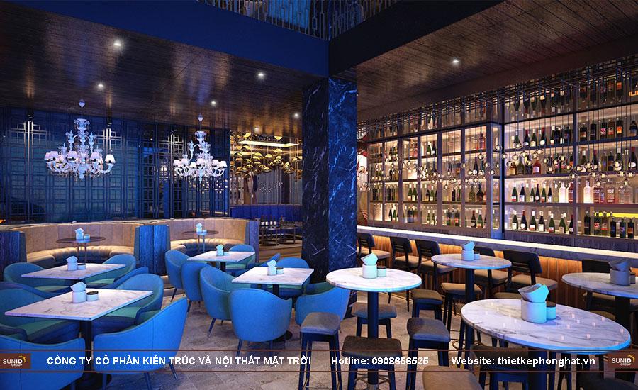 Thiết kế quán Cafe chuyên nghiệp tại Bắc Ninh