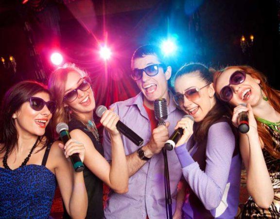 cách âm phòng hát karaoke