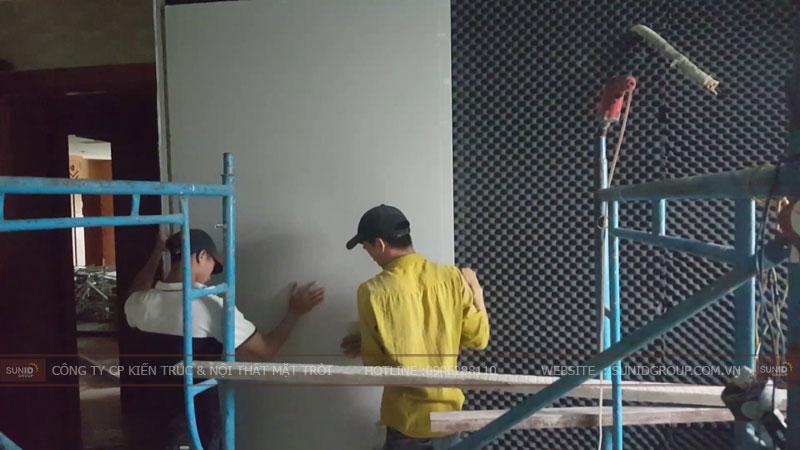 dịch vụ sửa chữa phòng karaoke2