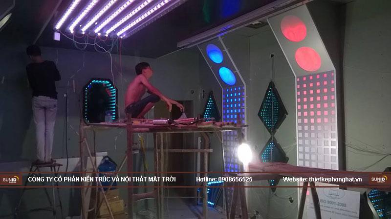 dịch vụ sửa chữa phòng karaoke4
