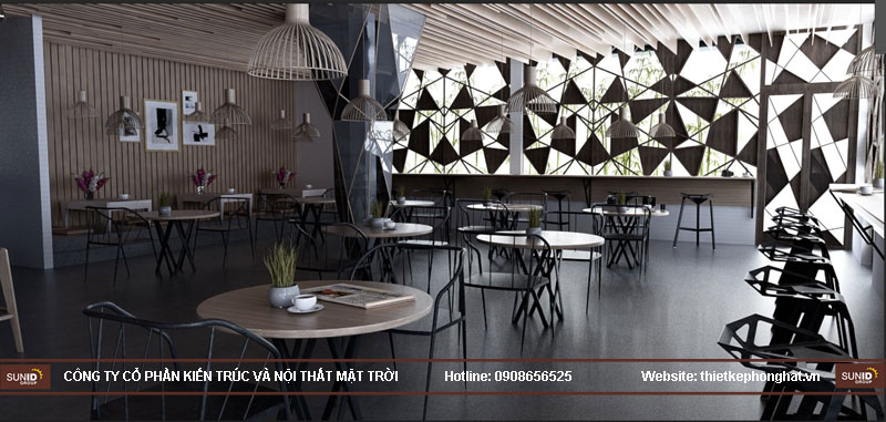 dịch vụ thiết kế quán cafe chuyên nghiệp hà nội3