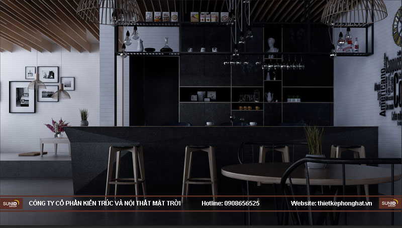 dịch vụ thiết kế quán cafe chuyên nghiệp hà nội6