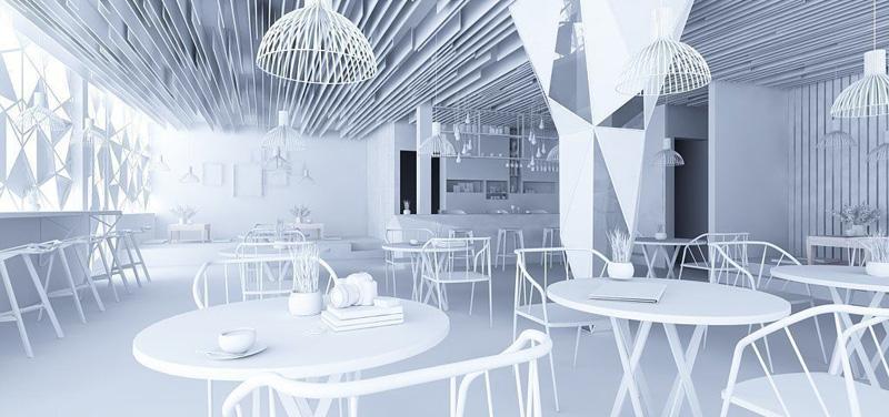 dịch vụ thiết kế quán cafe chuyên nghiệp hà nội