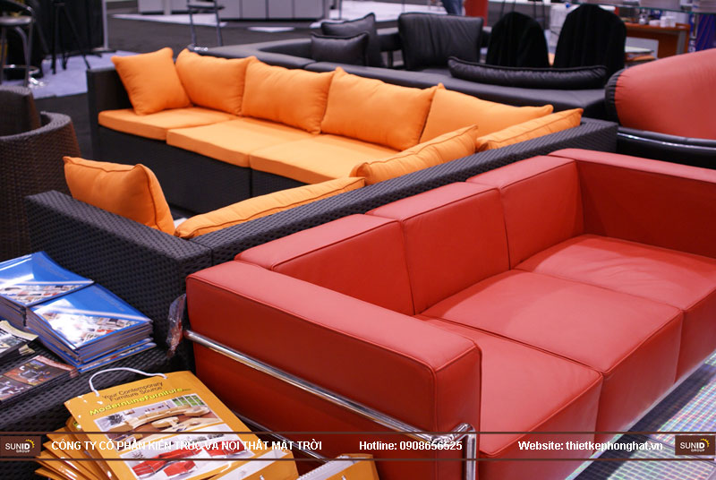 mẫu ghế sofa quán bar đẹp hiện đại15