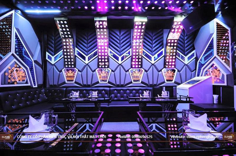 mẫu karaoke led hiện đại được ưa chuộng