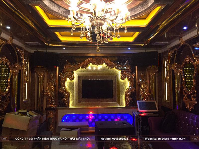 thiết kế phòng hát karaoke tân cổ điển sang trọng đẳng cấp10