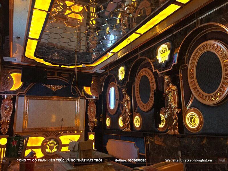 thiết kế phòng hát karaoke tân cổ điển sang trọng đẳng cấp15