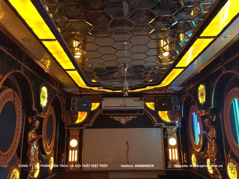thiết kế phòng hát karaoke tân cổ điển sang trọng đẳng cấp16