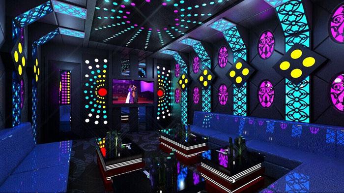 4 sai lầm khi thiết kế phòng hát karaoke1
