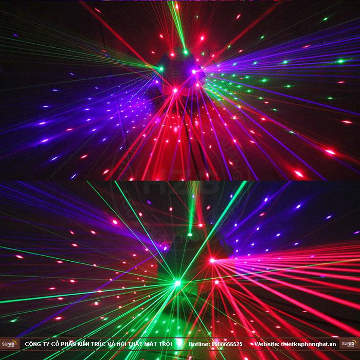 đèn laser karaoke