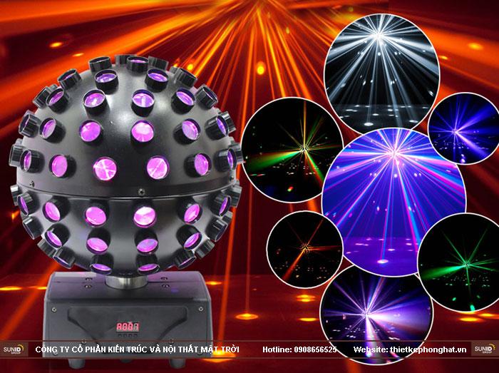 đèn led hiệu ứng karaoke