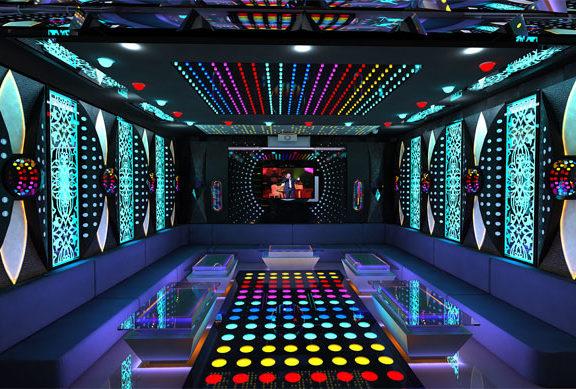 đèn phòng karaoke