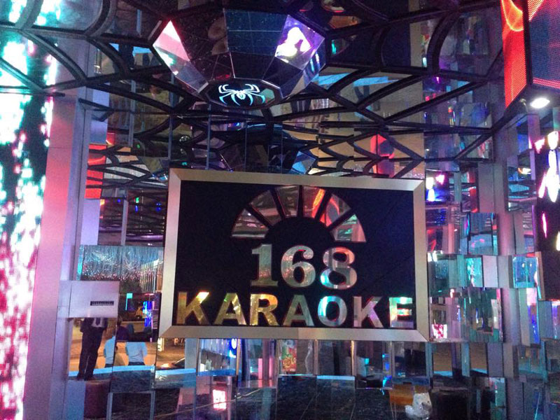 lắp đặt phòng karaoke 168 nam định