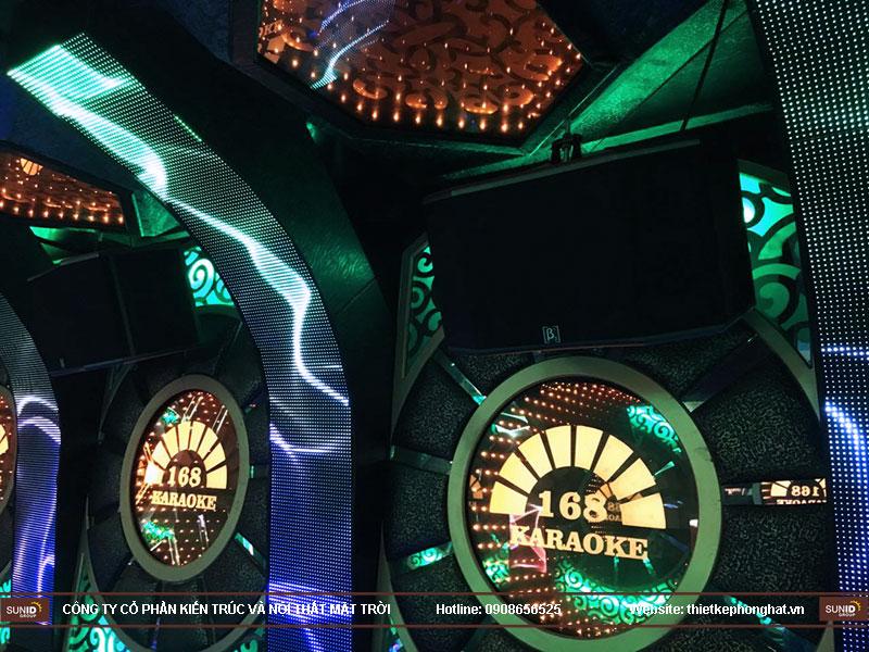 lắp đặt phòng karaoke 168 nam định8