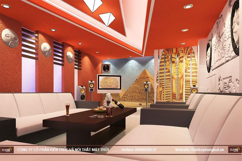 mẫu thiết kế phòng karaoke đẹp lung linh11