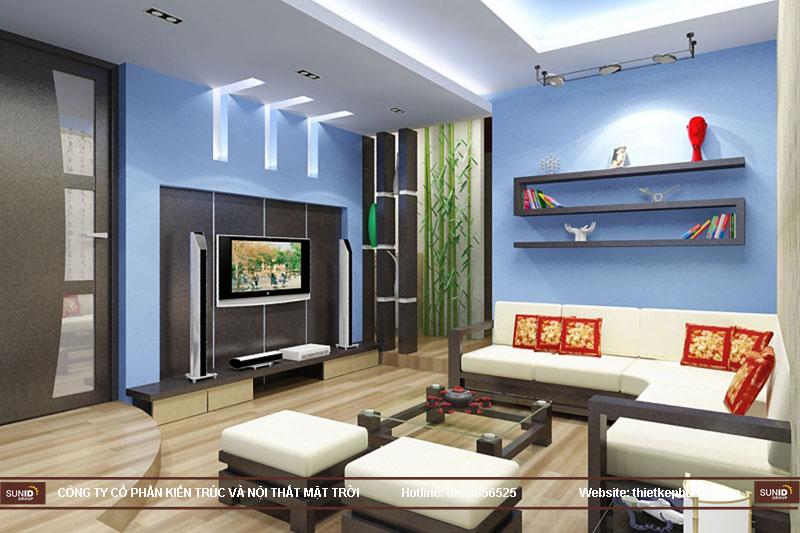 mẫu thiết kế phòng karaoke đẹp lung linh5