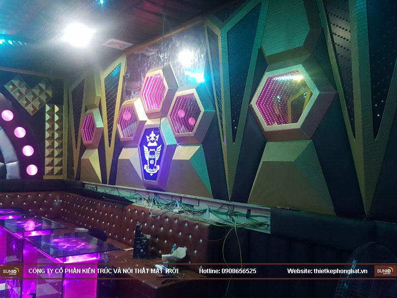 Thi công phòng karaoke hoàng hiệu hà nội6
