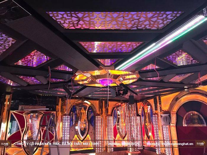 thiết kế karaoke royal phong cách hoàng gia10