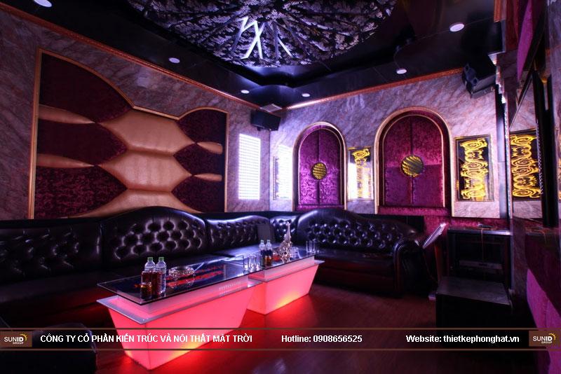 thiết kế phòng hát kraoke vip hà nội13
