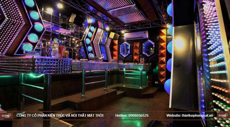 thiết kế phòng hát kraoke vip hà nội3
