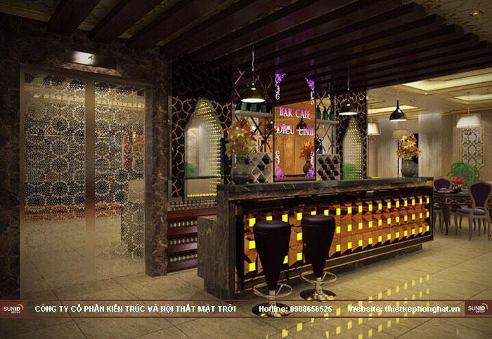 Thiết kế phòng Karaoke tại Hải Dương