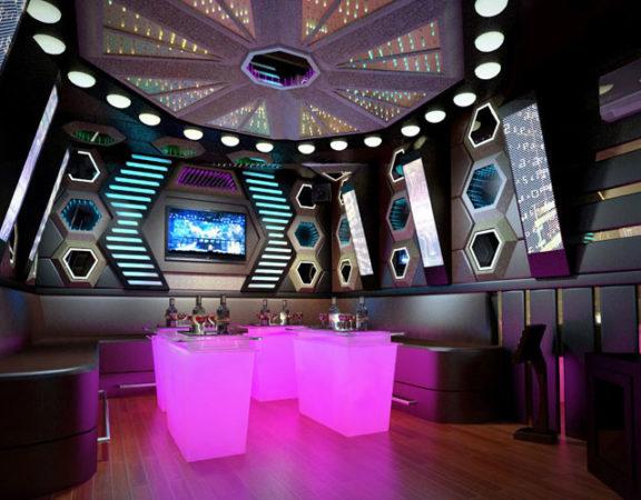 thiết kế phòng karaoke tại thành phố bắc giang1