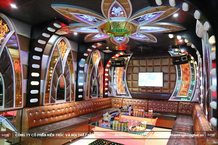 thiết kế phòng karaoke tại thành phố bắc giang11