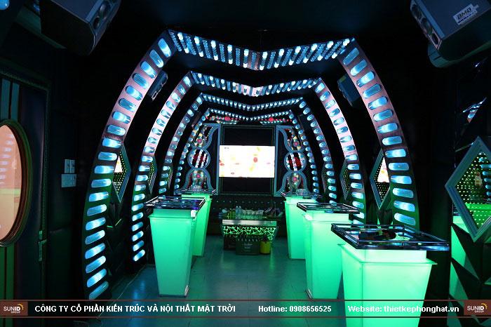 thiết kế phòng karaoke tại thành phố bắc giang12