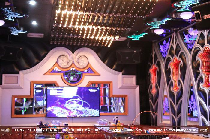 thiết kế phòng karaoke tại thành phố bắc giang5
