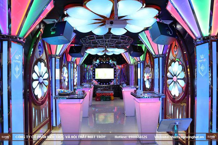 thiết kế phòng karaoke tại thành phố bắc giang8