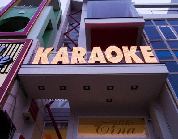 thiết kế quán karaoke vip tina1