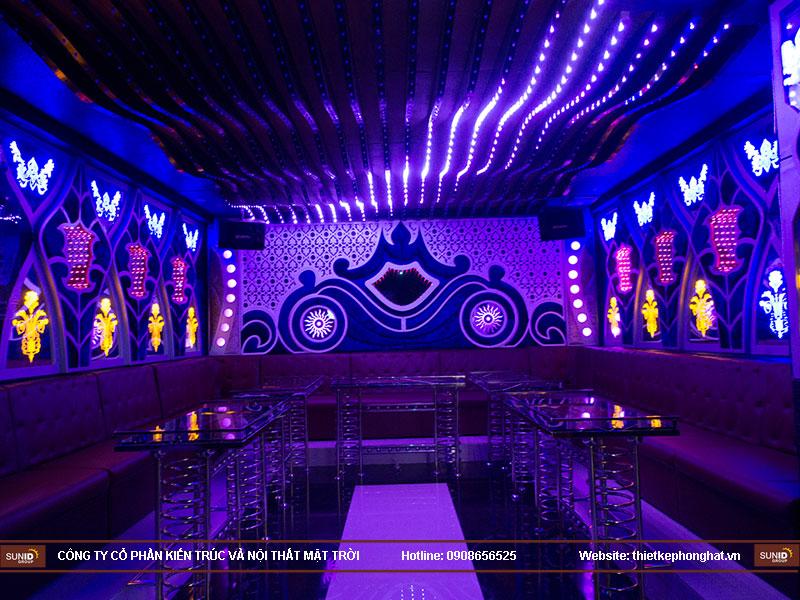 thiết kế quán karaoke vip tina16