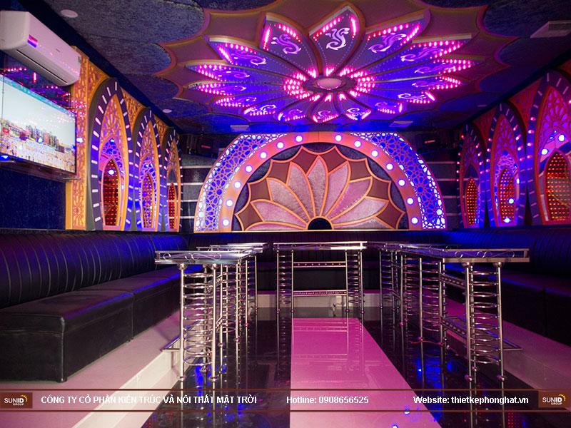 thiết kế quán karaoke vip tina17