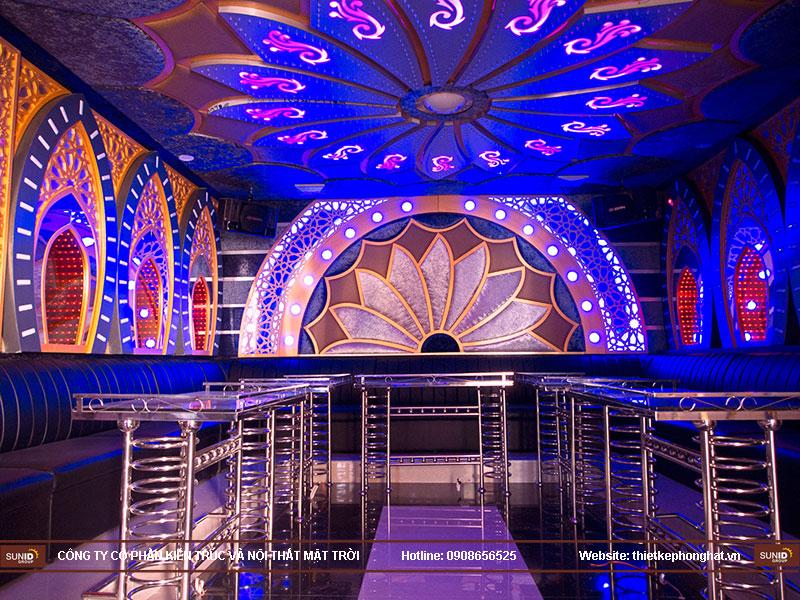 thiết kế quán karaoke vip tina2