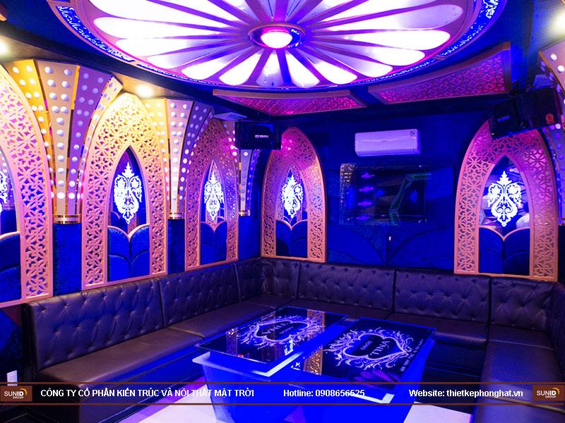 thiết kế quán karaoke vip tina4