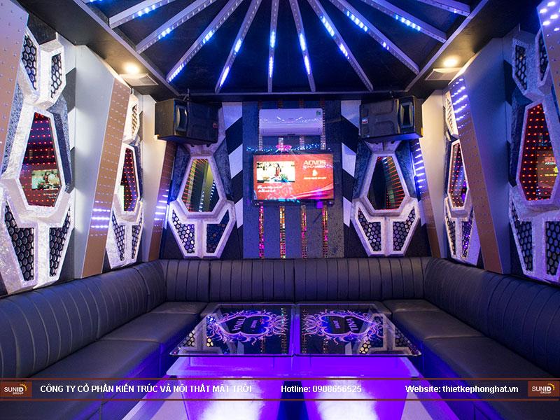 thiết kế quán karaoke vip tina6