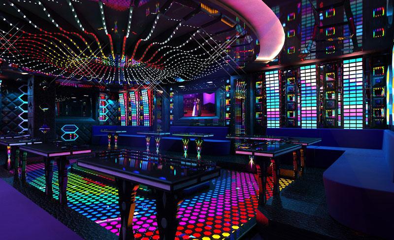 xu hướng thiết kế karaoke 2018