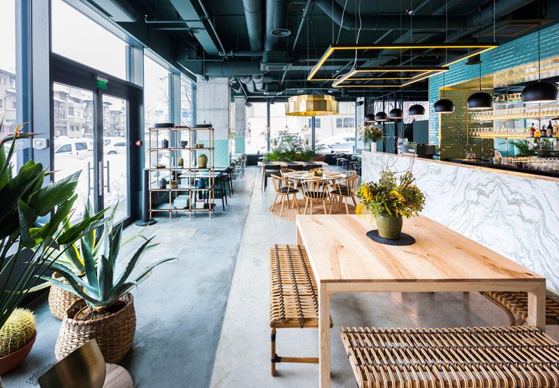 báo giá thiết kế thi công nội thất quán cafe4