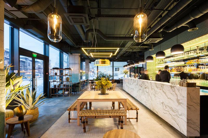 báo giá thiết kế thi công nội thất quán cafe6