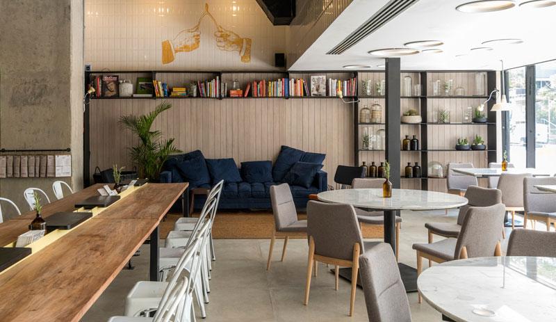 báo giá thiết kế thi công nội thất quán cafe7