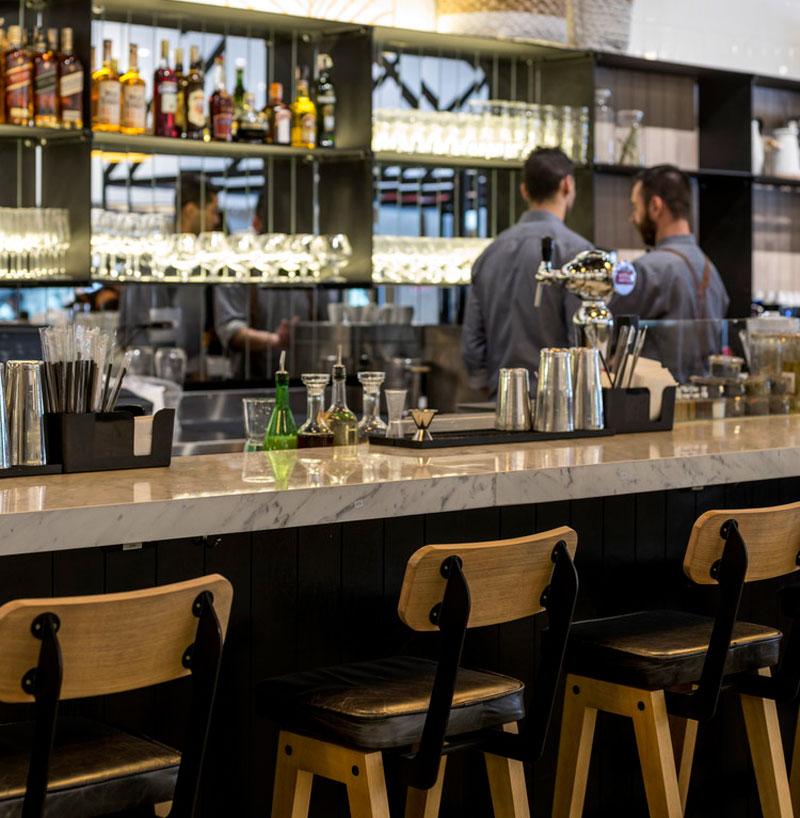 báo giá thiết kế thi công nội thất quán cafe8