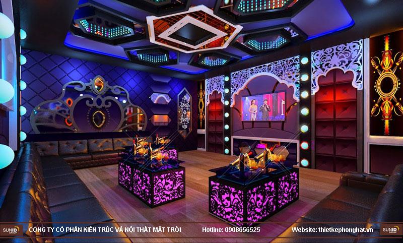 22 mẫu thiết kế phòng karaoke đẹ năm 2018 ảnh 11