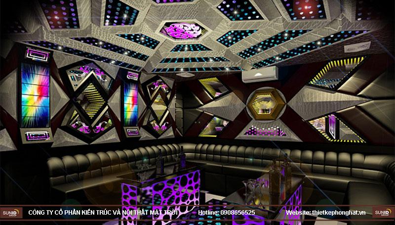 22 mẫu thiết kế phòng karaoke đẹ năm 2018 ảnh 13
