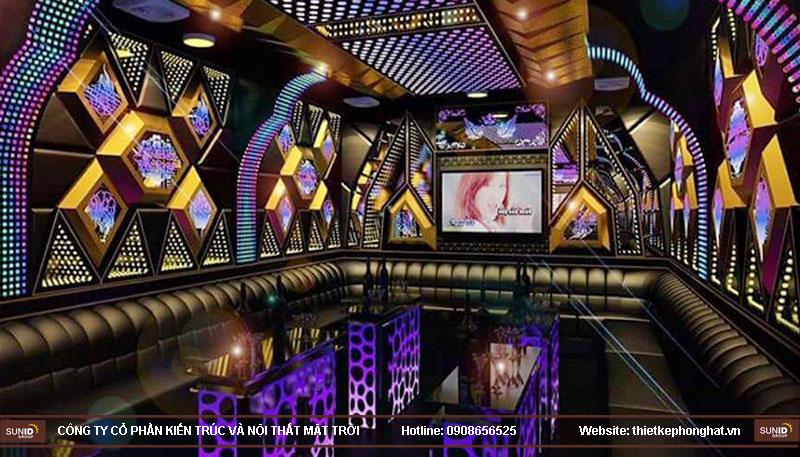 22 mẫu thiết kế phòng karaoke đẹ năm 2018 ảnh 14